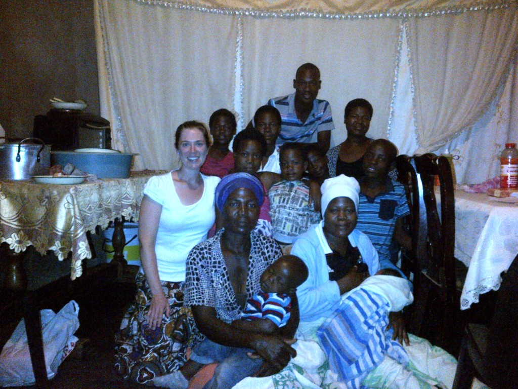 My new African Family!